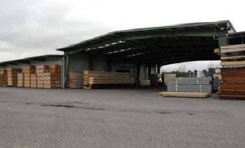 Operational facility / headquarters near 2425 Nickel village, about 60,000 m² , Purchase (Objekt Nr. 050/00685)